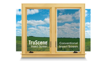 andersen windows, truscene screen, windows denver andersen, andersen windows denver