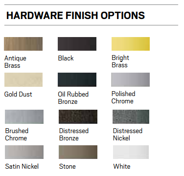hardware-finish-options