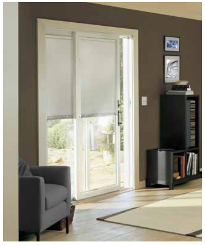 Andersen Patio Doors With Blinds Between The Glass Denver Co