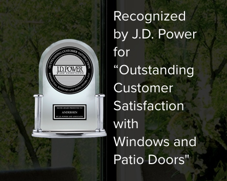 Outstanding Customer Satisfaction with Windows and Patio Doors