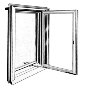 andersen primed casement window, denver windows, andersen windows denver